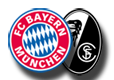 Bayern - Freiburg